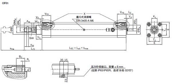 力士乐EMC电缸图纸