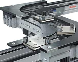 TS 1输送系统,精密组装和快速处理